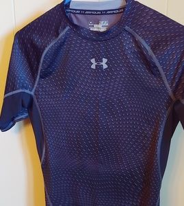 Black compression shirt